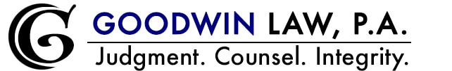 Naples, FL Law Company | Goodwin Law, P.A.