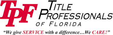 Ft Myers, Cape Coral, Naples FL | Title Professionals of Florida